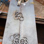 Steel Rings, Welded