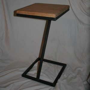 Small Industrial Table