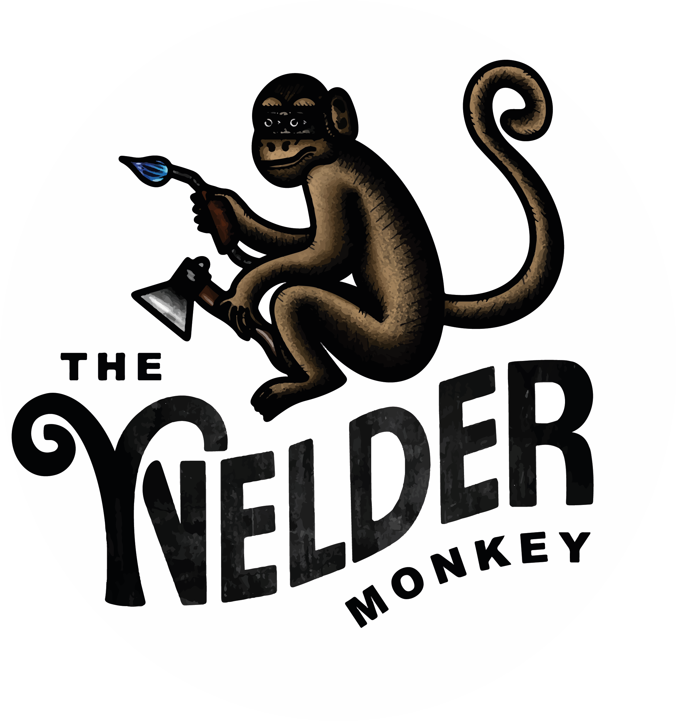 The Welder Monkey
